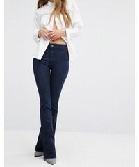 DL1961 Jessica Alba X DL - Instaslim - Ausgestellte Jeans - Blau