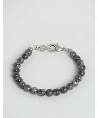 Seven London - Bracelet de perles - Noir - Noir