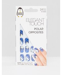 Elegant Touch - Polar Opposites - Kunstnägel - Mehrfarbig