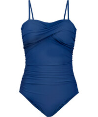 bpc selection Formbadeanzug in blau für Damen von bonprix