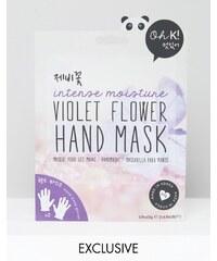 Oh K! - Masque pour main à la violette exclusivité ASOS - Clair