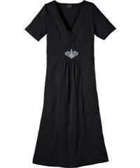 bpc selection Nachthemd 7/8 Arm in schwarz für Damen von bonprix