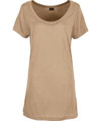 BODYFLIRT Shirt in beige für Damen von bonprix