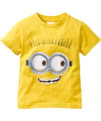 Despicable Me 2 T-Shirt MINIONS kurzer Arm in gelb für Jungen von bonprix