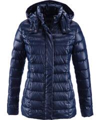 bpc bonprix collection Jacke mit Kapuze langarm in blau für Damen von bonprix