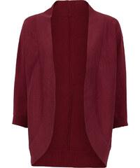 BODYFLIRT Strickjacke in rot für Damen von bonprix