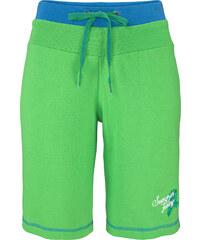 bpc bonprix collection Sweat-Bermuda in grün für Damen von bonprix