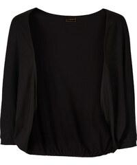 RAINBOW Bolero 3/4 Arm in schwarz für Damen von bonprix
