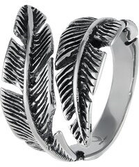 Royal Ego Ring silvercoloured