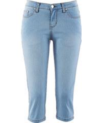 John Baner JEANSWEAR Powerstretch-Capri-Jeans, Normal in blau für Damen von bonprix