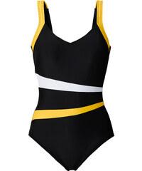bpc selection Badeanzug in schwarz für Damen von bonprix