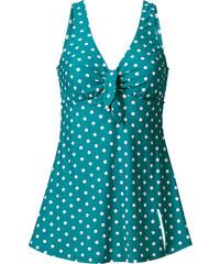bpc selection Badeanzugkleid in petrol für Damen von bonprix
