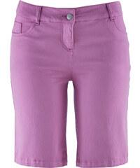 bpc bonprix collection Stretch-Bermuda in lila für Damen von bonprix