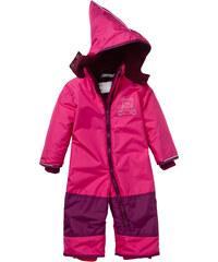 bpc bonprix collection Baby Schneeoverall, Gr. 68-110 langarm in pink von bonprix