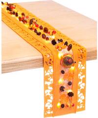 bpc living Tischläufer Herbst in orange von bonprix