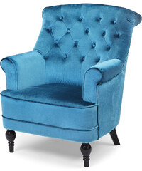 bpc living Sessel Christy in blau von bonprix