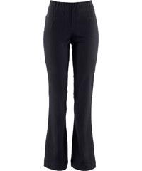 bpc bonprix collection Schlupf-Stretchhose, Normal in schwarz für Damen von bonprix