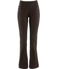 bpc bonprix collection Schlupf-Stretchhose, Normal in braun für Damen von bonprix