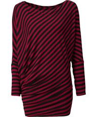 RAINBOW Shirt langarm in rot (Rundhals) für Damen von bonprix