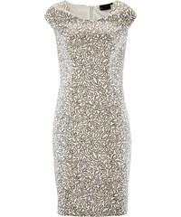 bpc selection Etuikleid/Sommerkleid ohne Ärmel in weiß (Rundhals) von bonprix