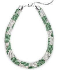 bpc bonprix collection Collier bunte Perlen in grün für Damen von bonprix