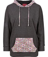 RAINBOW Sweatshirt in grau für Damen von bonprix