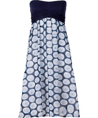 bpc selection Strandkleid 5 in 1 in blau von bonprix