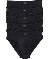 bpc bonprix collection Maxislip (5er-Pack) in schwarz für Herren von bonprix