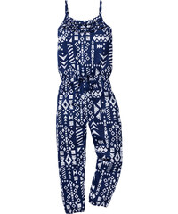 bpc bonprix collection Jumpsuit ohne Ärmel in blau von bonprix