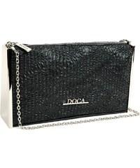 DOCA Dámská kabelka - psaníčko 11861