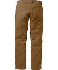 RAINBOW Stretch-Hose Slim Fit Straight in braun für Herren von bonprix