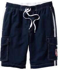 bpc bonprix collection Strandbermuda in blau für Herren von bonprix