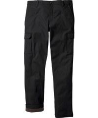 bpc bonprix collection Thermo-Cargohose in schwarz für Herren von bonprix