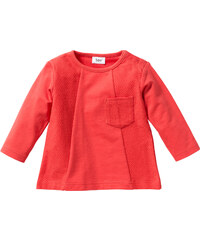 bpc bonprix collection Baby Sweatshirt Bio-Baumwolle, Gr. 56/62-104/110 in rot für Damen von bonprix