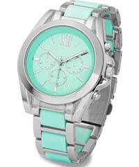 bpc bonprix collection Schicke Armbanduhr in grün für Damen von bonprix