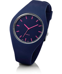 bpc bonprix collection Silikonarmbanduhr in blau für Damen von bonprix