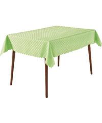 bpc living Tischdecke Karo in grün von bonprix