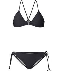 RAINBOW Triangel Bikini (2-tlg. Set) in schwarz für Damen von bonprix