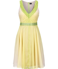 BODYFLIRT Kleid mit Farbverlauf in grün von bonprix