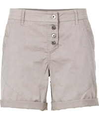 RAINBOW Chino-Shorts in grau für Damen von bonprix