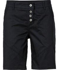 RAINBOW Chino-Shorts in schwarz für Damen von bonprix