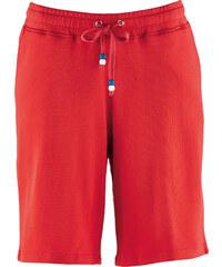 bpc bonprix collection Sweatshorts in rot für Damen von bonprix