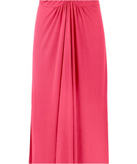 BODYFLIRT boutique Maxikleid ohne Ärmel in pink von bonprix