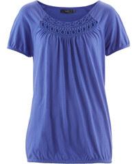 bpc bonprix collection Kurzarmshirt in lila für Damen von bonprix