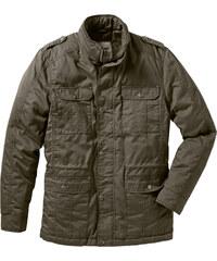 John Baner JEANSWEAR Jacke Regular Fit langarm in grün für Herren von bonprix