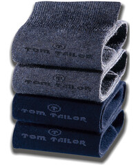 Tom Tailor Herrensocken (4er-Pack) in blau für Herren von bonprix