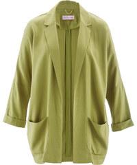 bpc bonprix collection Blazer, 3/4 Arm - designt von Maite Kelly in grün für Damen von bonprix