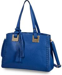 bpc bonprix collection Handtasche in blau für Damen von bonprix