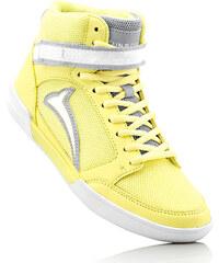 RAINBOW Sneaker high in gelb von bonprix