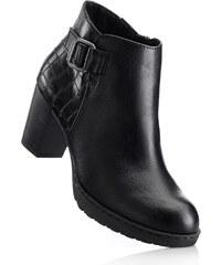 Marco Tozzi Stiefelette in schwarz für Damen von bonprix